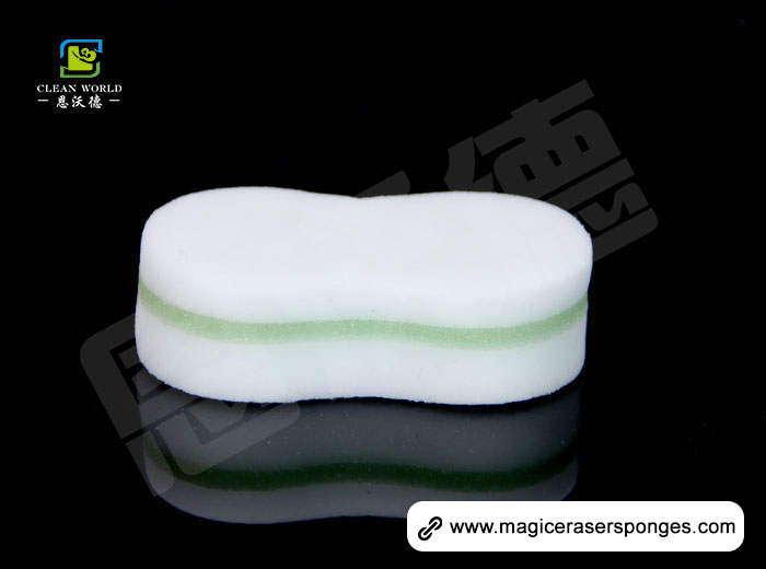Shaped Melamine Eraser Sponge