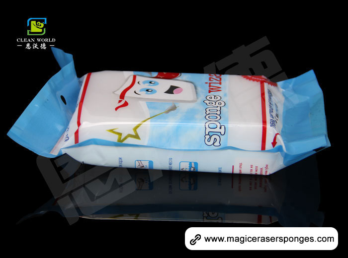 Multi-purpose melamine sponge foam