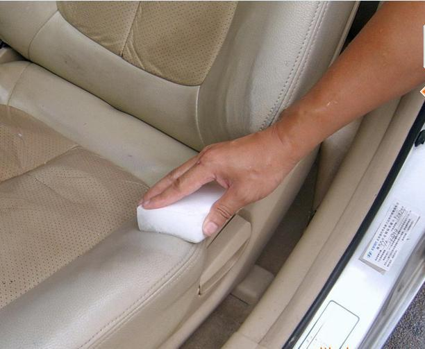 magic eraser sponge car seats cleaner news