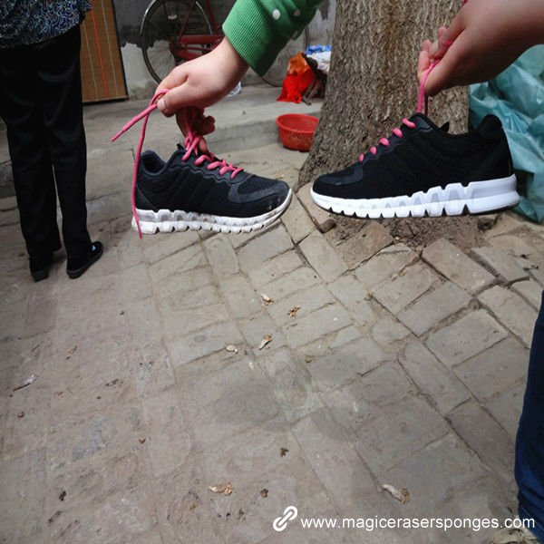 Does The Melamine Sponge Can Clean The Shoes News