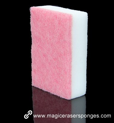 scounging pad compound melamine sponge